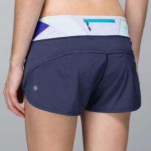 Lululemon speed shorts! Great condition